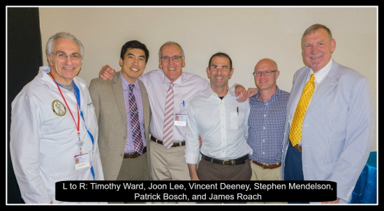 Farewell Reception held on Monday, June 6, 2016 | Department
